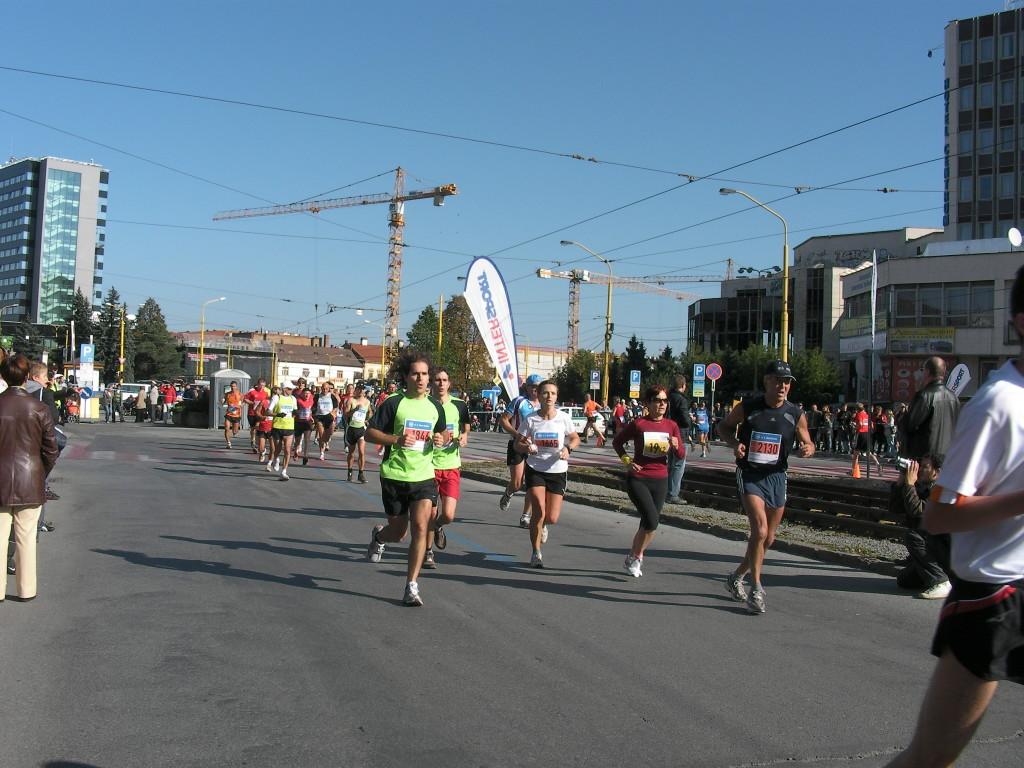 Na trati v roku 2010
