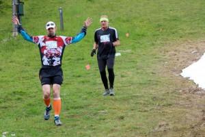 Interski run